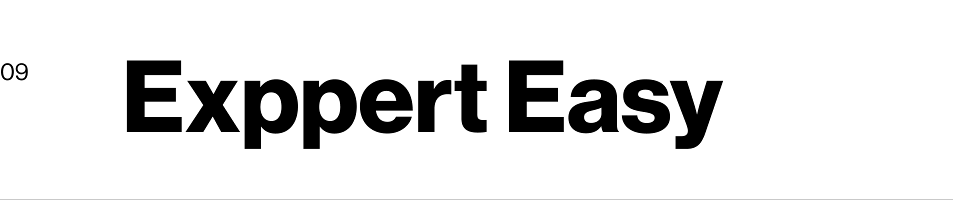 Exppert Easy